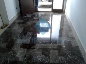Lucidatura pavimento in marmo Brindisi