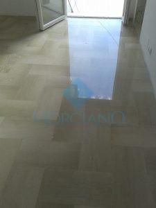 Lucidatura pavimento in marmo Lecce