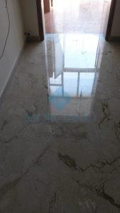 Levigatura pavimento in marmo Lecce