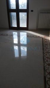lucidatura della graniglia di marmo Brindisi