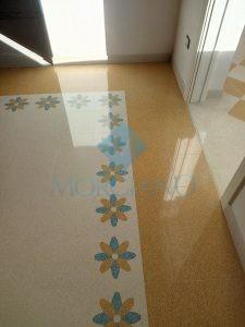 Levigatura e lucidatura pavimento in graniglia Brindisi