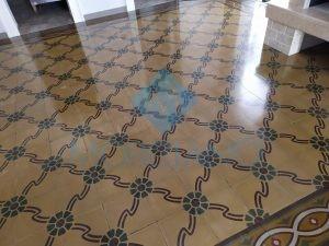 Trattamento pavimento in pastina di cemento Lecce